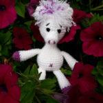 Caros Alberta loves flowers
