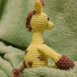 Giraffe Glenn by Sabine