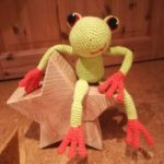 Frog Fred - by Petra