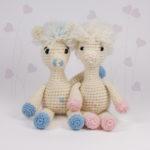 Alpaka crochet pattern