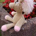 isn't she cute? Alpaca Alberta by Andrea