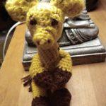 Totally shy the little giraffe from Anett