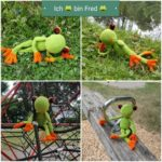 Frog Fred - by Karin