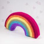 3D-Rainbow crochet pattern