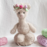 The alpaca by Romy was still beautifully decorated