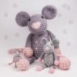 Rat crochet pattern